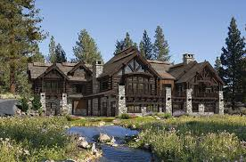 large cabin plans precisioncraft luxury timber and log homes