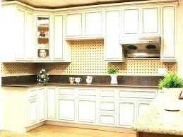 How To Paint And Glaze Kitchen Cabinets How To Paint Kitchen Cabinets Antique Glaze Www Redglobalmx Org