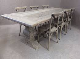 Grey Dining Room Furniture Grey Wash Furniture Dining Room Table Pinterest Gray Intended For