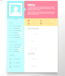 resume template free download creative simply coloured resume templates free downloadable download 35