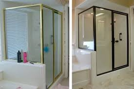 Easy Bathroom Makeover - 6 easy low cost bathroom makeovers wood floors just faux you
