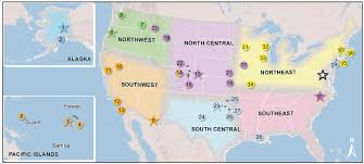 Department Of The Interior Doi Usgs Fact Sheet 2012 3048 Doi Climate Science Centers U2014regional