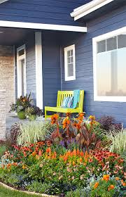 landscaping ideas a flower garden for corner spaces