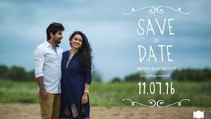 best kerala save the date pre wedding meera devadutt