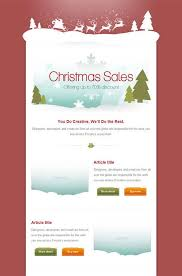 christmas html email template best recommendation template u0027s
