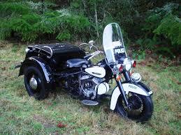 1966 harley davidson police servi car only 625 ever made www
