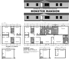 Floor Plan Mansion Homes U0026 Floor Plans U2013 Family Home Center Dothan