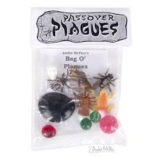 passover plagues bag passover bag of plagues archie mcphee