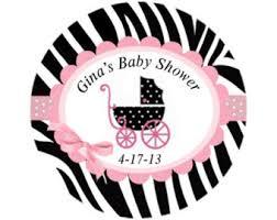 zebra baby shower zebra baby shower etsy