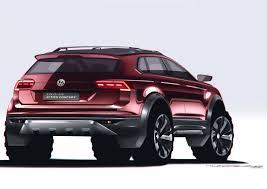 volkswagen tiguan black 2016 2016 volkswagen tiguan gte active concepts