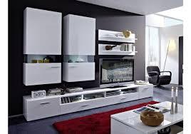 moderne wohnwand hochglanz wohnwand weiss hochglanz glas parsol grau woody 22 00426 woody