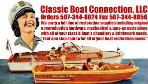 classic boat connection classic boat restoration catalog