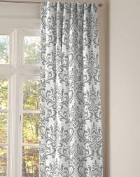 Curtains White And Grey White Gray Curtains With Regard To Household Moneyuk Info