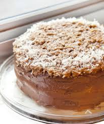 urbancookery german chocolate cake
