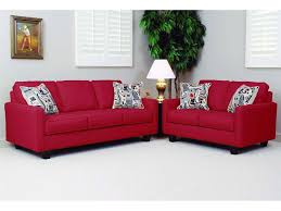 Living Room Red Sofa by Red Sofa Living Room