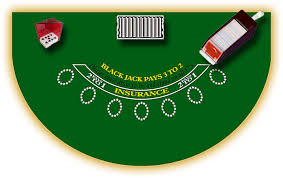 Black Jack Table by Party Party Casino