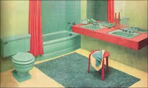 1950s color scheme 1956 briggs beautyware bathroom vintage better homes gardens