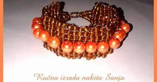 pearl beaded bracelet images Beaded bracelet patterns for beginners unique 45 best moje jpg
