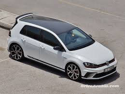 gti volkswagen 2016 so we got a 2016 volkswagen golf gti clubsport drive arabia