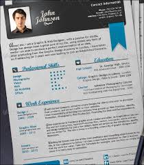 Template For A Professional Resume 30 Amazing Resume Psd Template Showcase Streetsmash