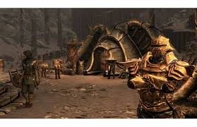 skyrim dragonborn how to get a house in raven rock