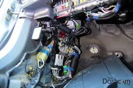 dashcam installation dash hardwire how to guide