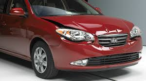 Car Collision Estimate by Small Cars Suffer Major Damage In Low Speed Crashes