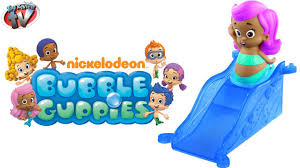nickelodeon bubble guppies molly u0026 slide toy review fisher price