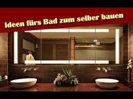 spiegelschränke fürs badezimmer möbel selber bauen ideen fürs bad spiegelschrank fürs