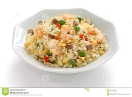 rice cuisine fried rice cuisine yangzhou style stock image image of