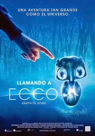 Earth to Echo (Llamando a Ecco)  Tierra a Eco
