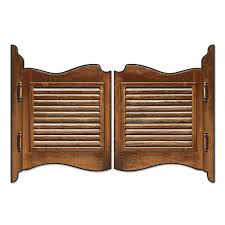Kitchen Saloon Doors Amazon Com Beistle Saloon Door Cutouts 241 2 By 18 Inch Brown