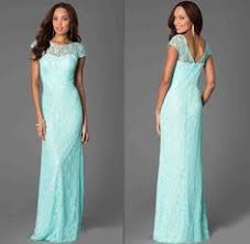 mint lace bridesmaid dresses mint green cap sleeves chiffon bridesmaid dress with lace top