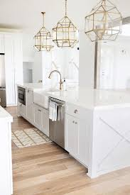 all white and gold kitchen pinterest gold kitchens and