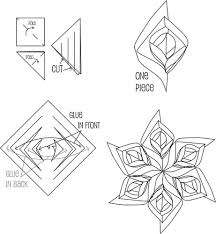 7 best images of 12 sided snowflake printable template frozen