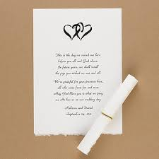 scroll wedding programs white vellum deckle edge scrolls scroll invitation favors and