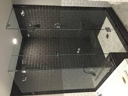 Agalite Shower Doors by Towel Hook Through The Glass Mount Heavy Glass Shower Doors