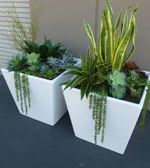 Outdoor Planters Large by Furniture Large Lightweight Planters Outdoor Planter Boxes