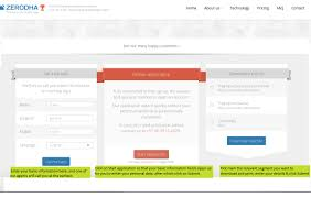 Hdfc Power Of Attorney Filled Sample by Account Opening Process U2013 Z Connect By Zerodha Z Connect By Zerodha