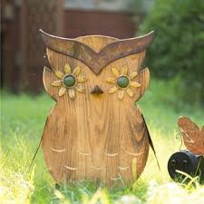 owl decor rustic owl decor wayfair