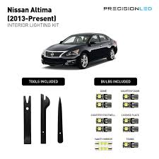 nissan altima 2013 led headlights amazon com precision led 2013 2016 nissan altima led interior