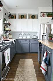 How To Build Kitchen Cabinets Building Cabinets Up To The Ceiling Building Cabinets Thrifty