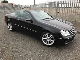 mercedes clk 200 kompressor black black black 6 speed manual
