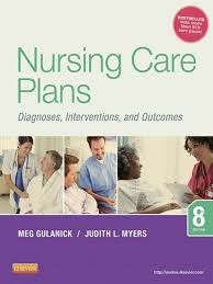 nursing care plans nursing diagnosis and intervention 8e