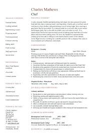 executive chef resume template executive chef resume template chef resume template executive sous