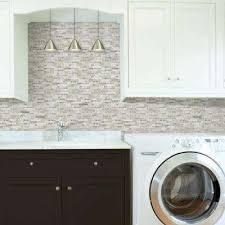Stick On Tiles For Backsplash by Backsplashes Countertops U0026 Backsplashes The Home Depot
