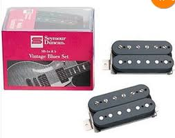 new seymour duncan vintage blues matched humbucker set sh 1 neck