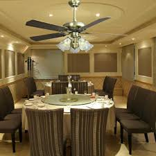 ceiling fan for dining room fascinating dining room with ceiling fan ideas also lighting designs