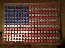 American Flag Bed In A Bag Budweiser American Flag Red White U0026 Blue Pinterest Beer Caps