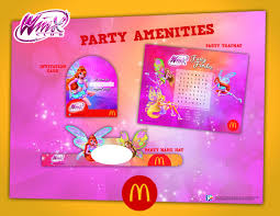 Adventure Time Invitation Card Mcdonald U0027s Birthday Party Packages Metro Manila Philippines